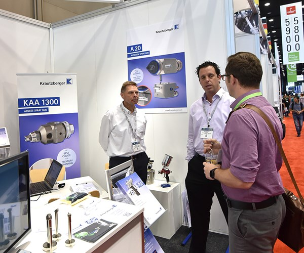 Co-located with IMTS 2018, SurfaceTechnology USA covers topics such as surface cleaning, pretreatment, electrocoating, electroplating, paint and powder coating, and thermal spray.