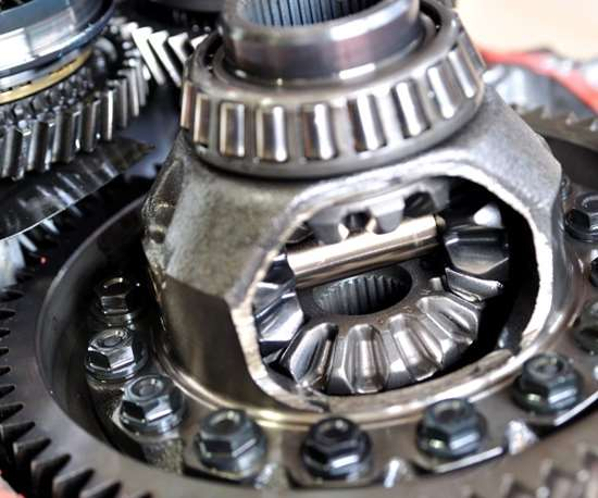 plated engine part