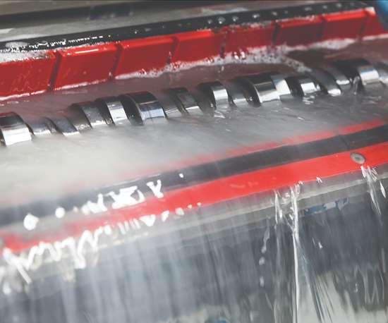 machine finishing cam shafts