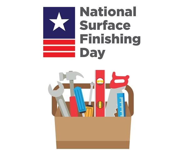 Download Your Free National Surface Finishing Day Toolkit image