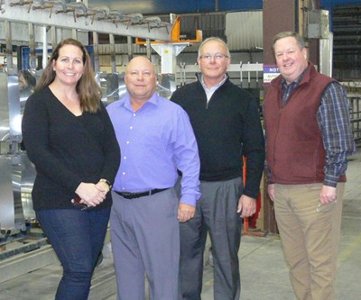 Pioneer Metal Finishing Soars On Employees Culture