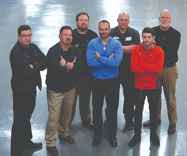 American Metal Coatings Tops Out at No. 1 Electroplating Operation image
