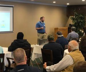 NASF Palmetto Southeast Chapter Plating Course a Success