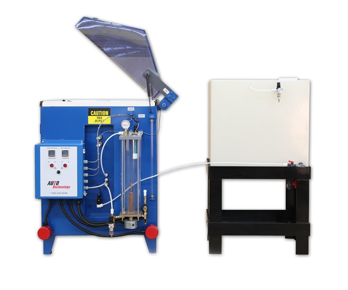 Auto Technology Testing Equipment Designed for Varied Environments