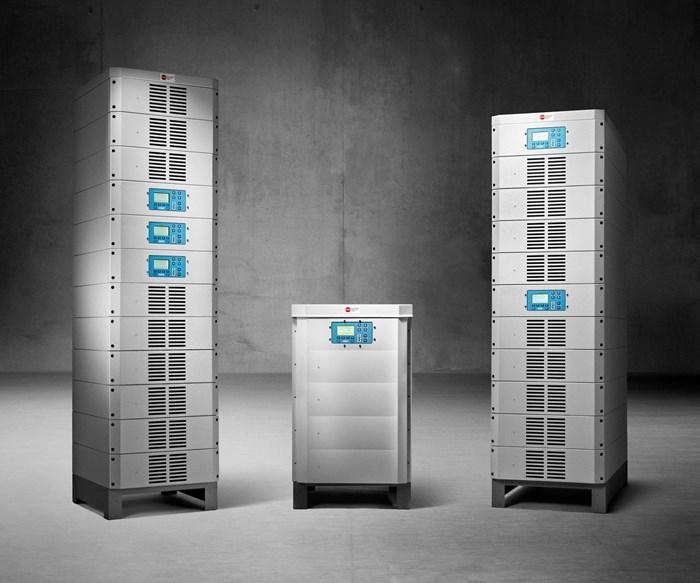 KraftPowercon's Rectifier Features Dual Mode