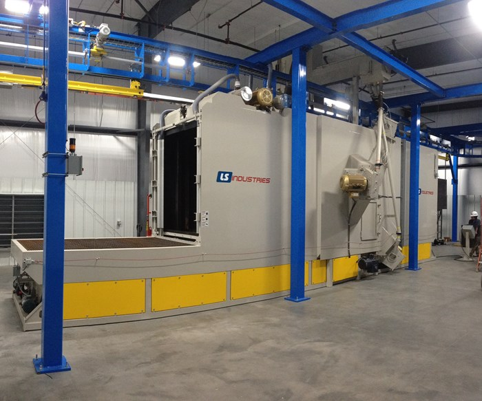 Pretreatment Equipment Designed for Variety of Surfaces
