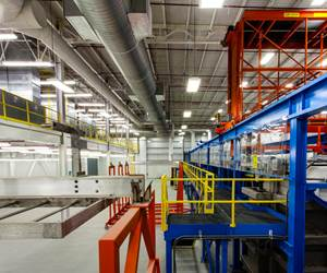 PriceWalgren and Jessup Systems Provide Custom Surface Finishing Equipment