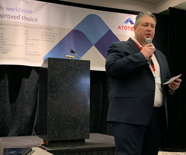 Automotive Conference Attracts Finishers, OEMs image