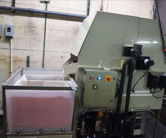 A smaller unit for barrel plating.
