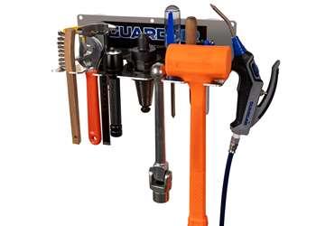 QuickSelect tool rack