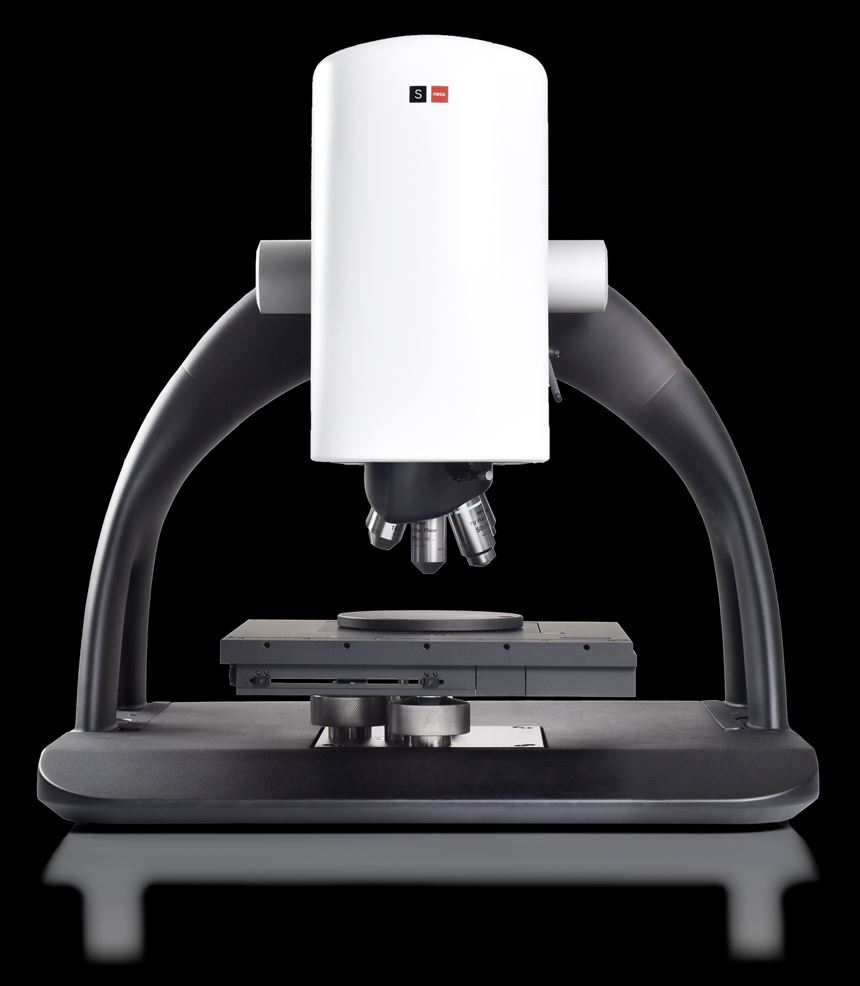 Sensofar S neox 3D optcial profiler