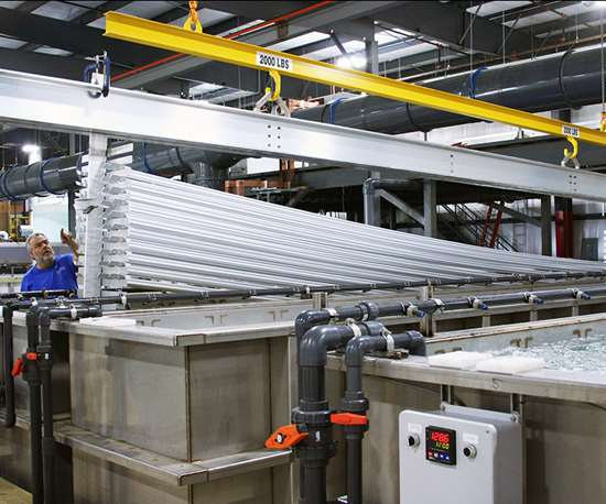 aluminum anodizing