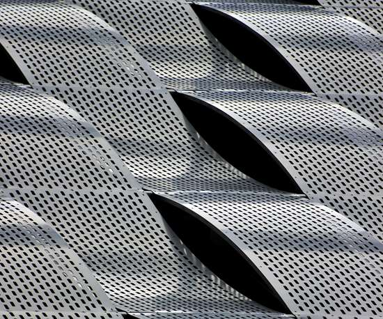 pieces of aluminum