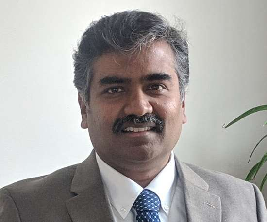 Navaneeth Bashyam is Process Technology's new assistant director of product development.