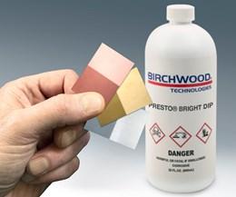 Birchwood System Restores Bright Metal Finish