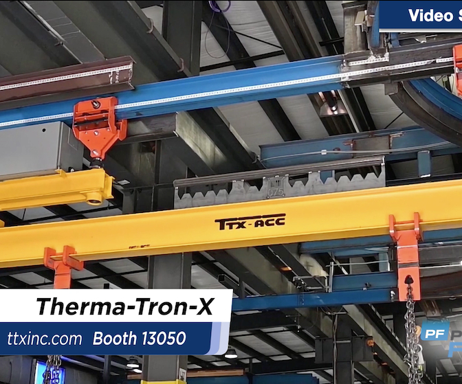 VIDEO: On Display at FABTECH, Vol. 1