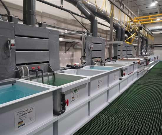plating line