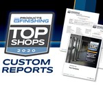 Top Shops Benchmarking Survey for Plating, Liquid and Powder Coating Open