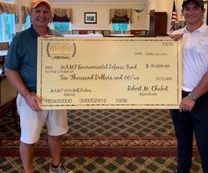 Masters' Association of Metal Finishers Raises $10,000 in Golf Tournament