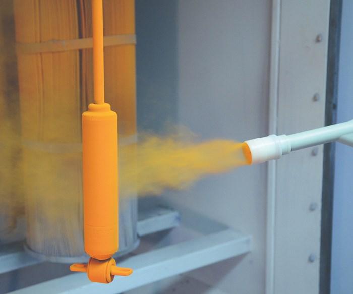 Powder Coating Spray Guns