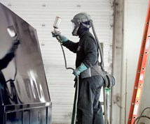How to calculate the cost of powder coating
