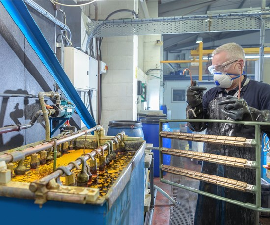California Issues Mandatory PFAS Testing Requirements for Chrome Plating Facilities