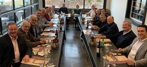 Masters' Association of Metal Finishers Celebrate Industry with Holiday Celebration