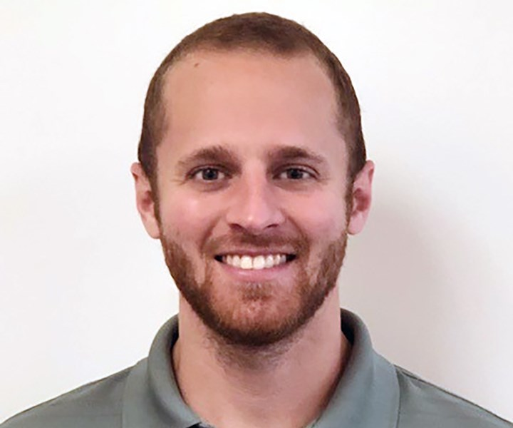 Jared Lawrence, continuous improvement manager at Process Technology.
