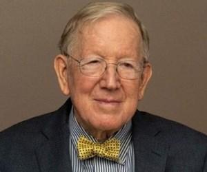 Charles Kellogg, Former Hubbard-Hall Chairman, Passes