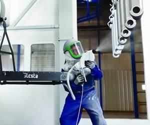 LestaUSA Brings Self-Learning Italian-Engineered Robotic Finishing Technology to U.S.