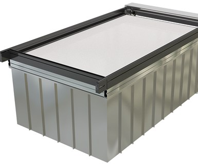 Dynatect's ChemTank covers helps reduce heat loss and evaporation.