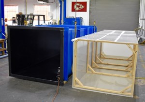 Goad's PVDF Liners Feature Drop-In Installation