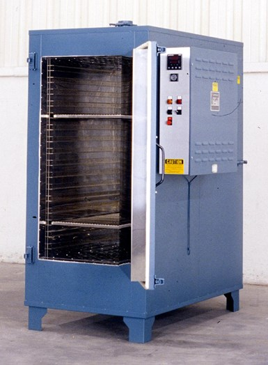 Grieve electric vertical airflow cabinet oven.