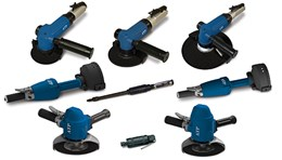 Hy-Tech Grinders Have High Power-to-Weight Ratios