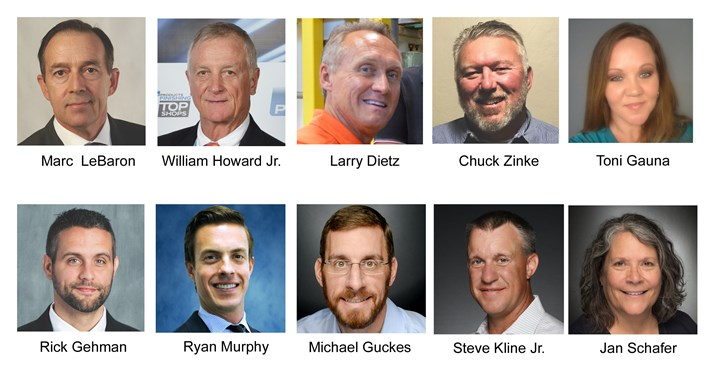 list of top shop speakers