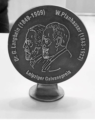Coventya's Castelox Process Awarded Prize