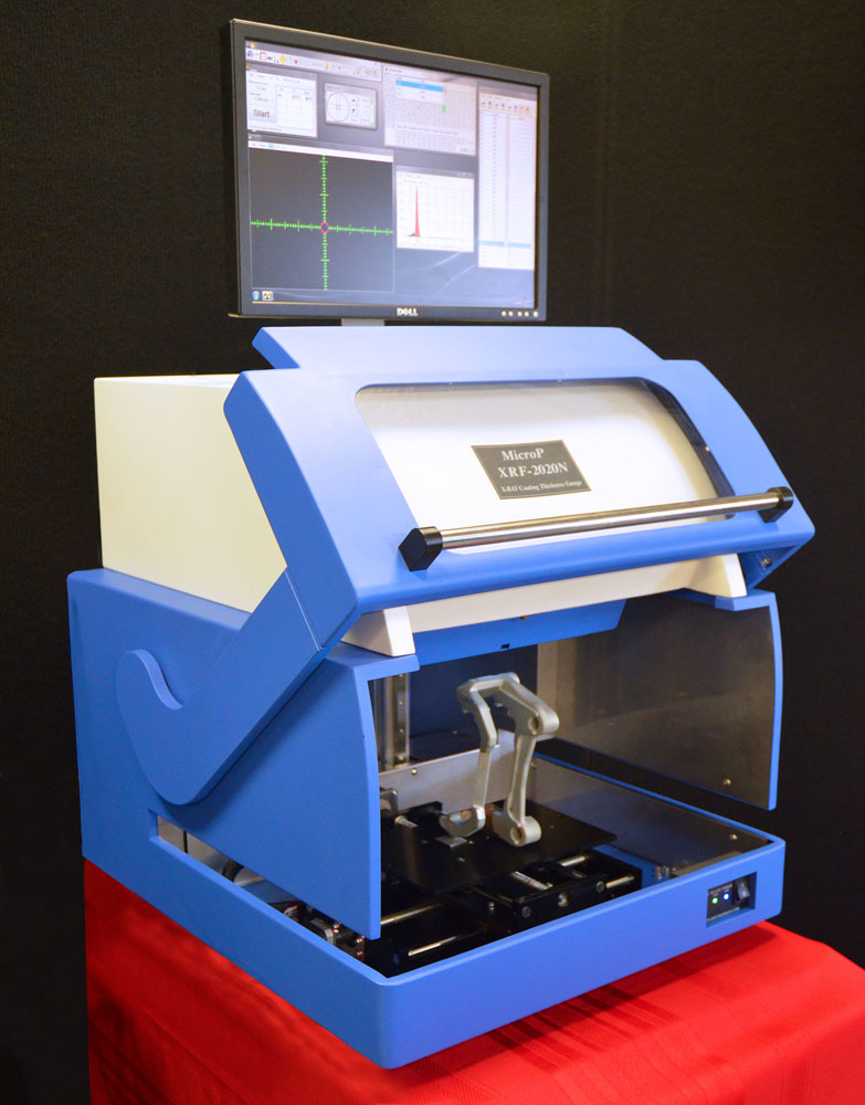 UPA Technology's XRF2020 X-ray Reduces Tube Use
