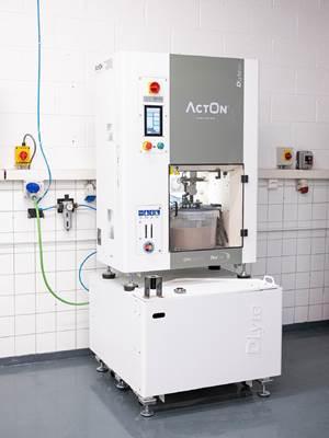 ActOn Finishing Launches Partnership with GPA Innova