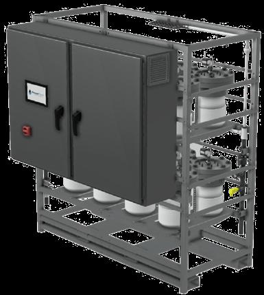 ElectraMet water treatment solution