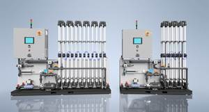 PRAB Ultrafiltration Systems Offer Smaller Footprints