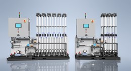 PRAB Ultrafiltration Systems Offer Smaller Footprints