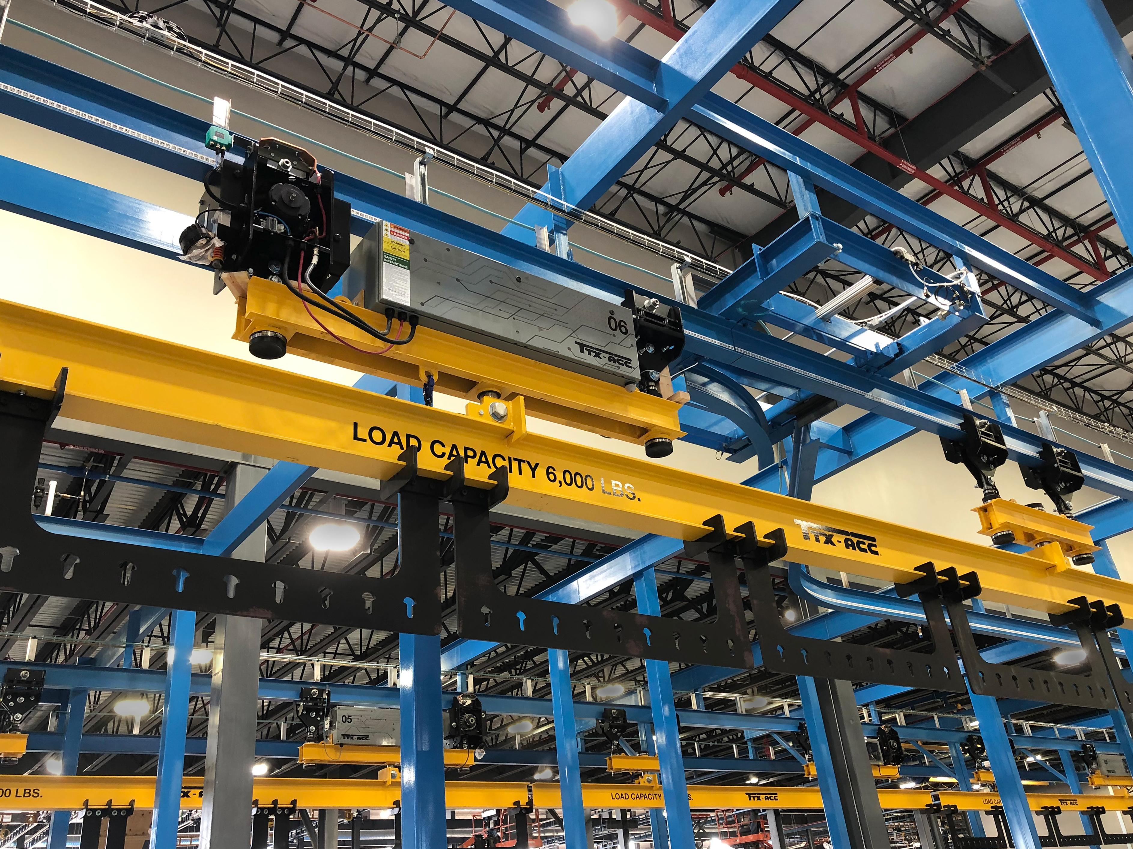 Therma-Tron-X Offers Wireless Conveyor System
