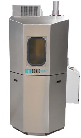 Ransohoff's Rotosonic System Cleans in Single Machine