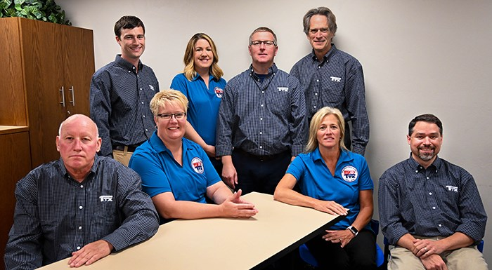 Therma Tron X Service Department Team