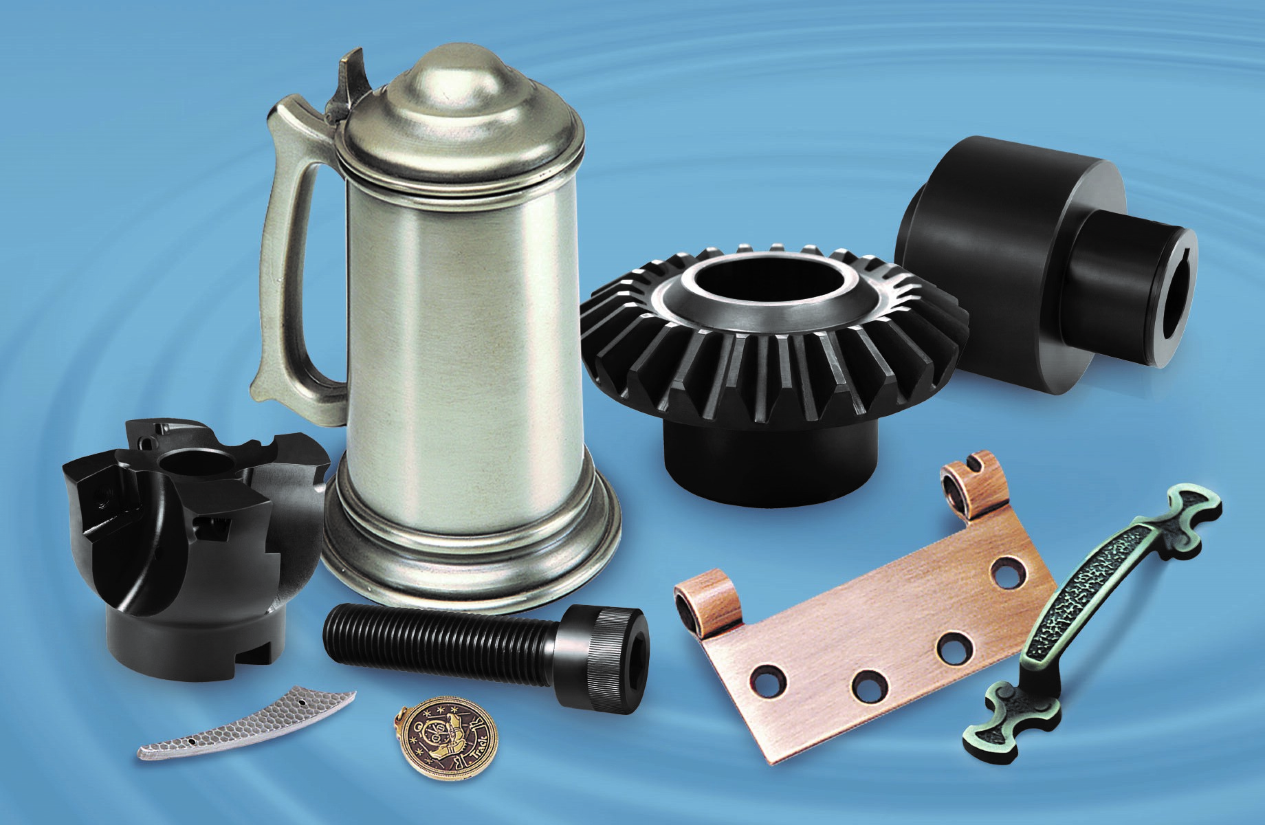 Birchwood Technologies Manufactures Range of Metal Finishing Chemicals