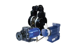 Iwaki America Offers Magnetically Driven Pumps