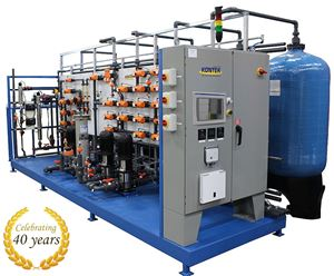 Kontek Ion Exchange Systems Deionize Water for Recycling