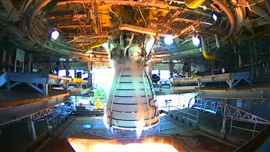 NASA has used Tech Met's surface treatment services on rocket engines.