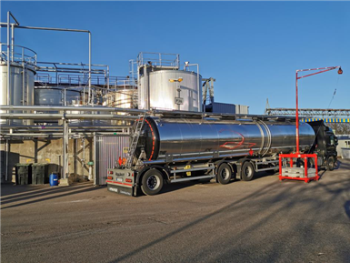 Perstorp large-scale production of disinfectants for COVID-19