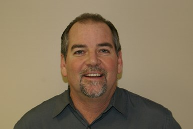 A photo of Steve Houston, director of sales and marketing at Vitracoat